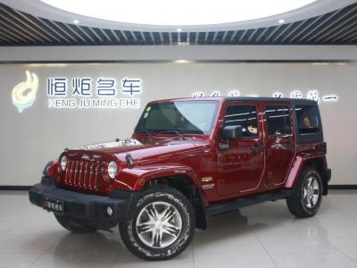 2013年1月 Jeep 牧马人(进口) 3.6L Sahara 四门版图片
