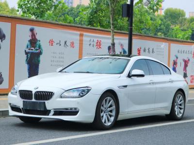 2013年7月 宝马 宝马6系(进口) 改款 640i Gran Coupe图片