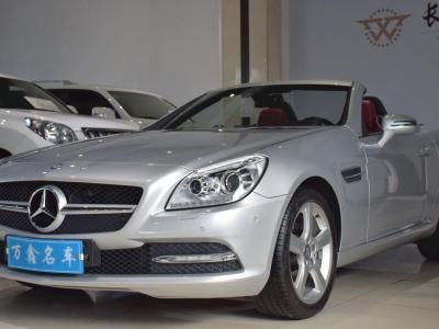 2012年5月 奔馳 奔馳SLK級(進口) SLK 200 豪華運動型圖片