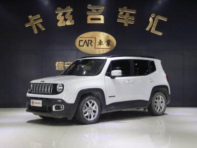 Jeep 自由侠  2017款 180T 自动劲能版图片