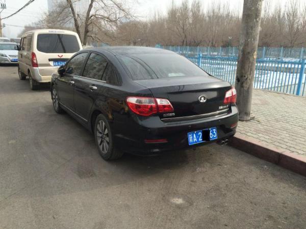 轿车 长城 长城汽车 乌鲁木齐二手长城c50 近年二手长城c50比较  基本