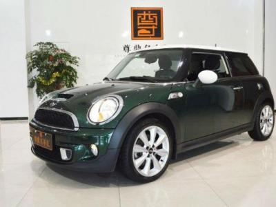 MINI Coupe 2012款COOPERSFUN图片