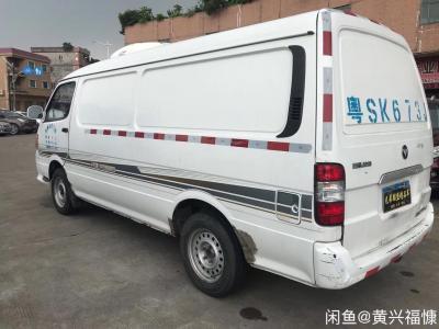 福田 风景  2012款 2.8T快运经典型长轴版95马力4JB1T