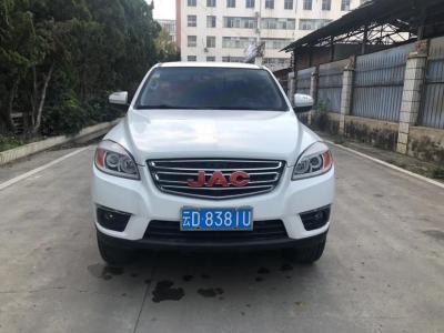 2016年6月 江淮 帥鈴T6 2.0T柴油進取型長軸D19TCID7圖片