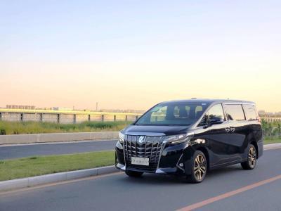 2019年9月 豐田 埃爾法(進口) 3.5L 尊貴版圖片