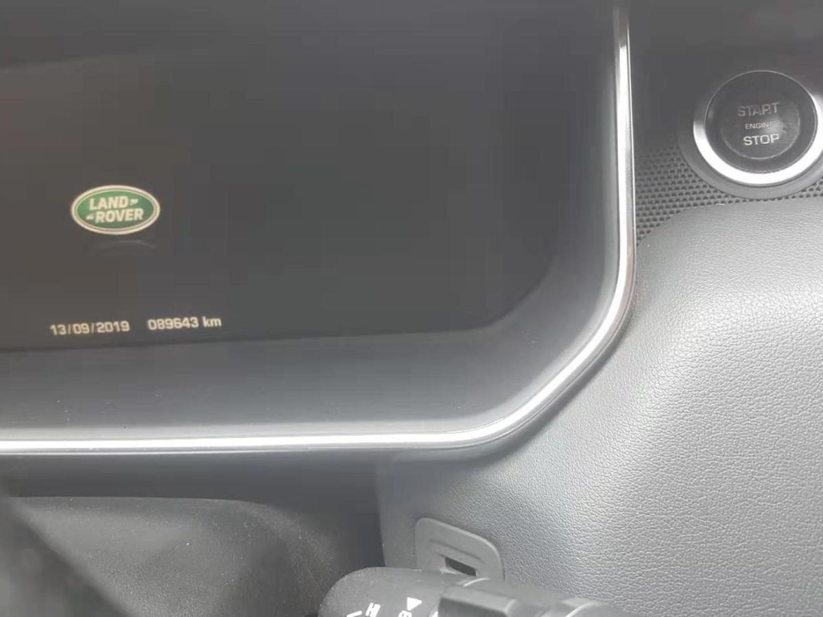路虎 揽胜运动版  2014款 3.0 V6 SC HSE DYNAMIC图片