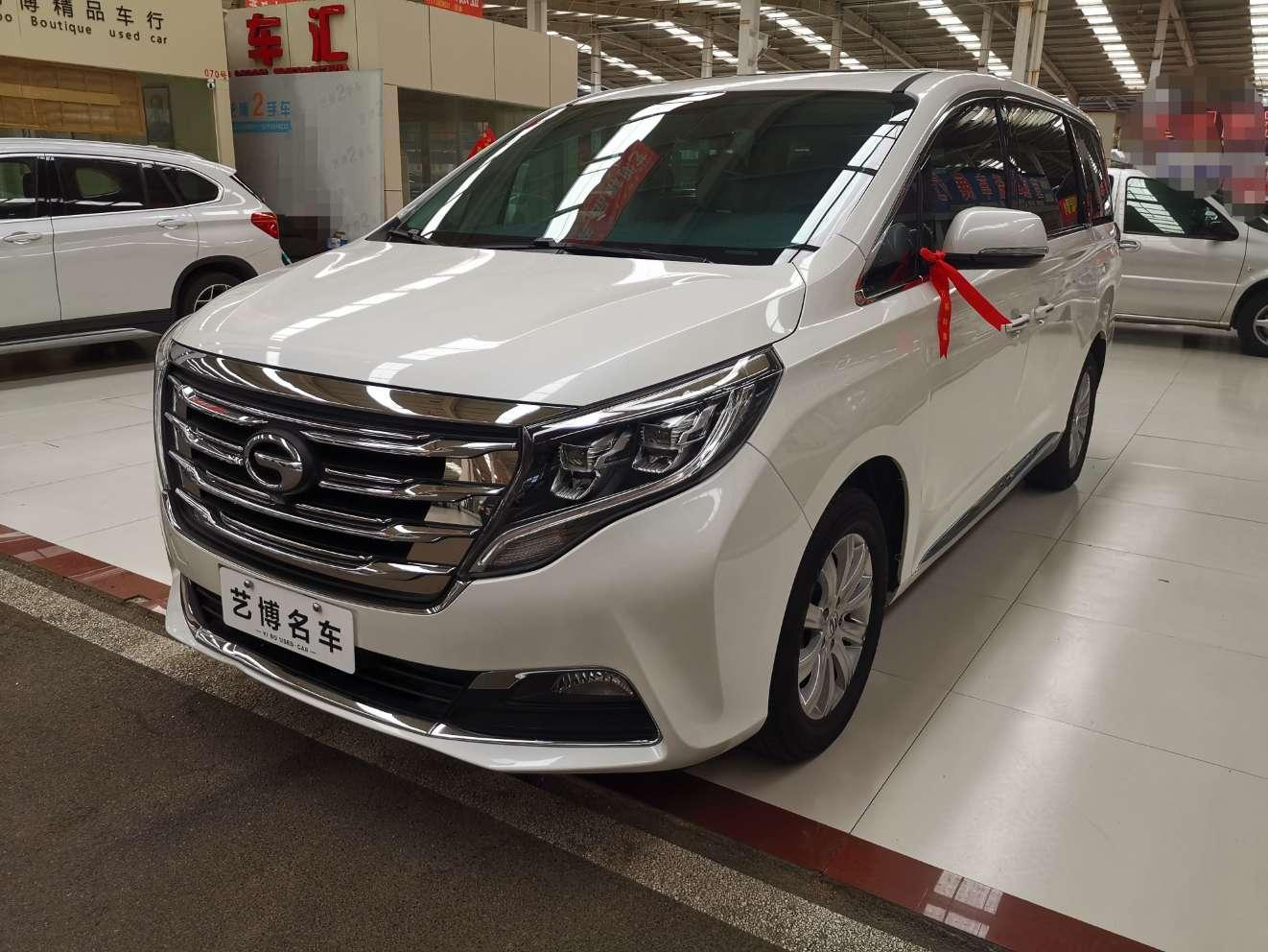 2018年6月 广汽传祺 GM8  320T 豪华版图片