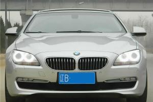 2014年6月   宝马 (进口)宝马6系 640i 双门轿跑车 3.0T