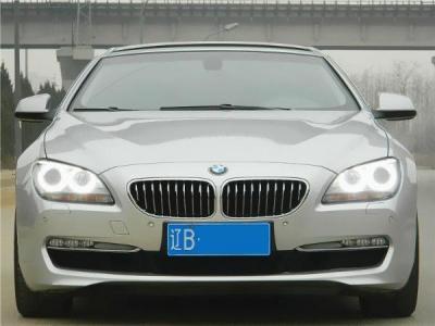 宝马 宝马6系  640i 双门轿跑车 3.0T图片
