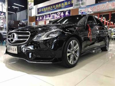 奔驰 E级  E260L 1.8T 运动型(改款)图片