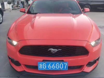 2016年2月 福特 Mustang(进口) 2.3T 性能版图片