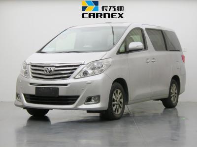 2012年4月 丰田 埃尔法(进口) 3.5L 豪华版图片