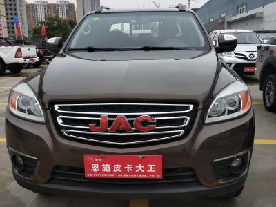 2015年6月 江淮 帥鈴T6 2.8T柴油創客版豪華型HFC4DA1-2C圖片