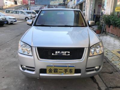 2015年3月 江铃 宝典 2.8T新超值柴油两驱豪华版JX493ZLQ4C图片