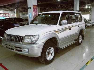 丰田 普拉多  2004款 GX 2.7自动车型