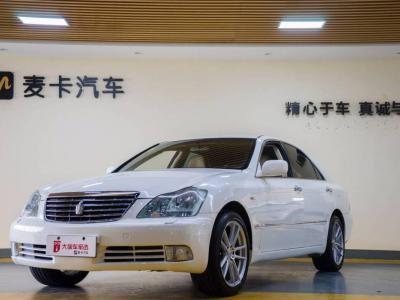 2006年9月 丰田 皇冠 2.5L Royal 真皮版图片
