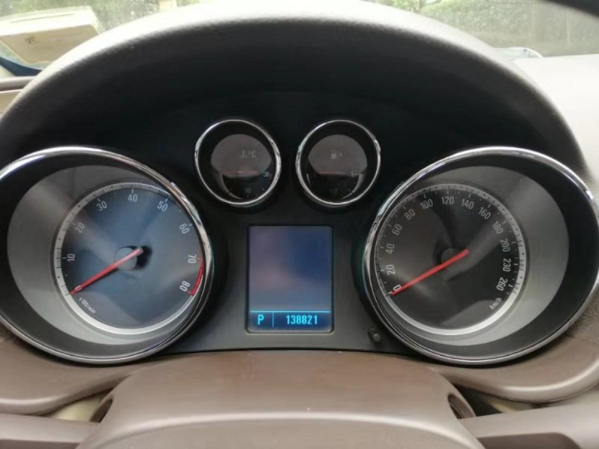 別克 君威  2009款 2.0L 精英版圖片