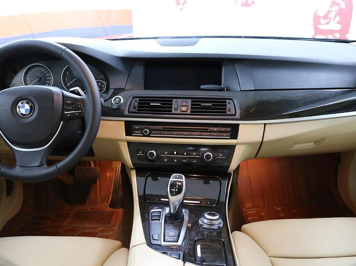 宝马 宝马5系  2012款 535Li 豪华型图片