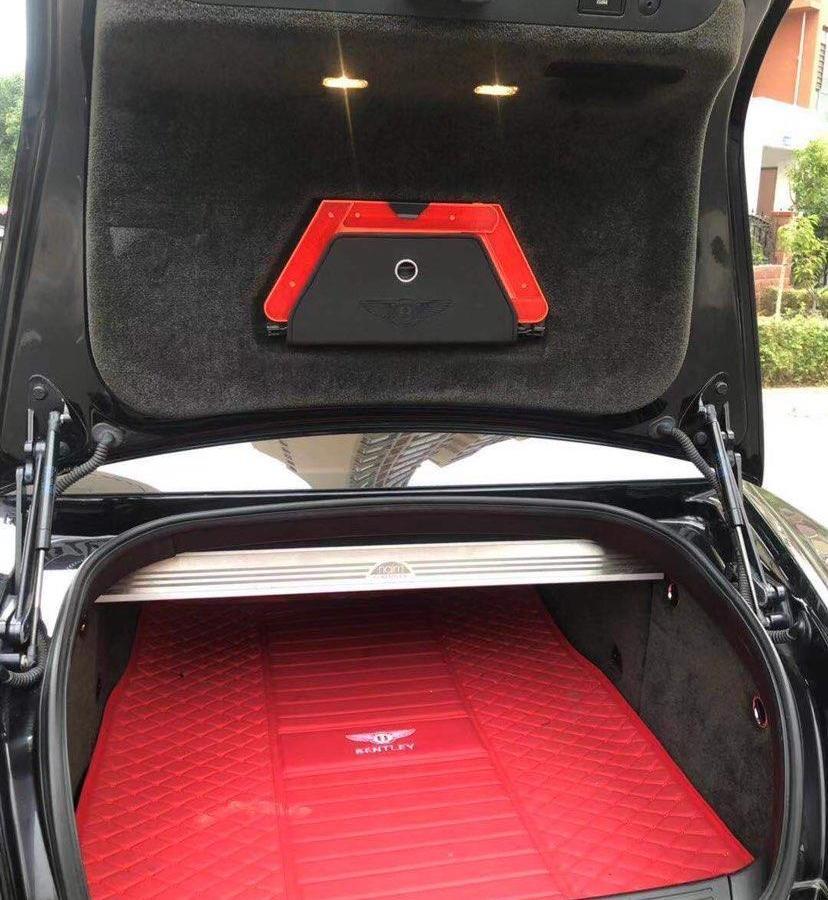 宾利 飞驰  2010款 Speed China 6.0T图片