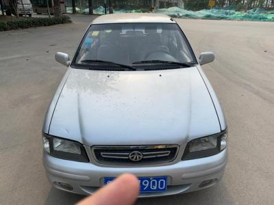 一汽 夏利  2010款 A+ 1.0L 两厢北京特供版图片