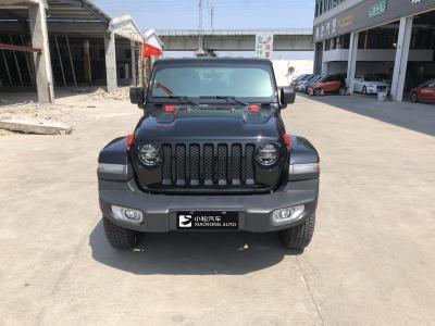 Jeep 牧馬人  2019款  2.0T Sahara 四門版