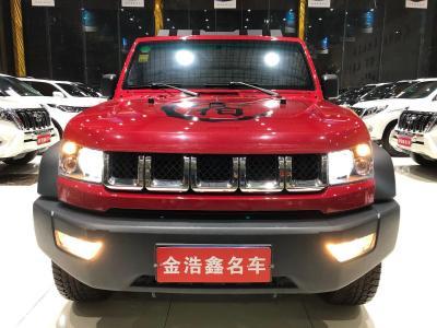 2016年12月 北京 BJ40  40L 2.0T 手動四驅尊貴版圖片