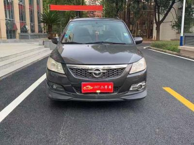 海馬 普力馬  2012款 1.6L 自動5座炫酷版
