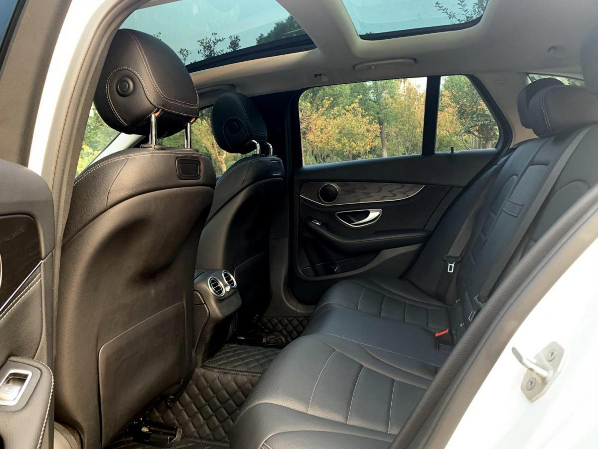 奔驰 奔驰C级  2015款 C 200 旅行轿车图片