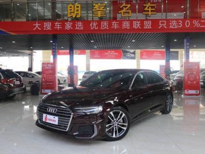 奥迪 奥迪A6L  2019款 45 TFSI quattro 臻选动感型
