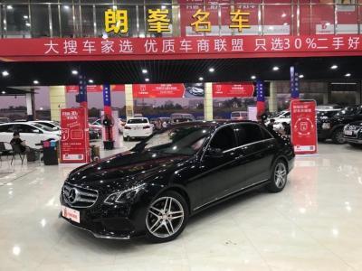 奔驰 奔驰E级  2019款 E 300 L 运动豪华型