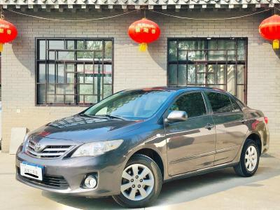 2011年8月 丰田 卡罗拉 纪念版 1.6L 自动GL图片
