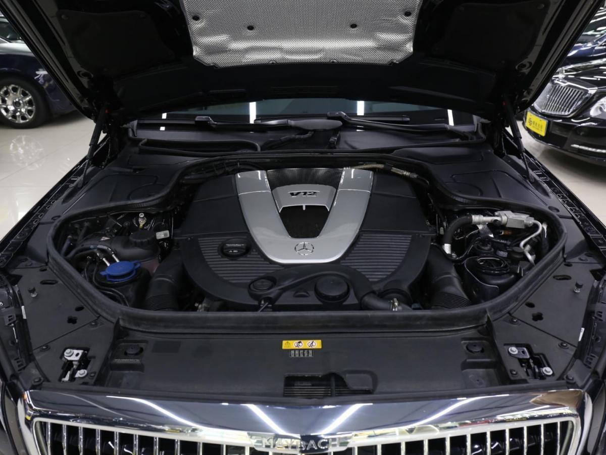 奔驰 迈巴赫S级  2019款 S 680图片
