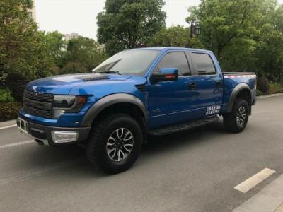 福特 猛禽  F-150 SVT Raptor SuperCab 6.2图片