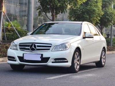 2012年7月 奔驰 奔驰C级  C 180K 经典型图片