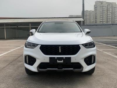 2019年1月 WEY VV5 升级款 2.0T 两驱超豪型图片