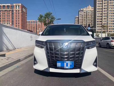 2019年2月 豐田 埃爾法  改款 3.5L 豪華版圖片