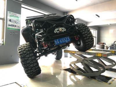Jeep 牧马人  2014款 3.6L 龙腾典藏版
