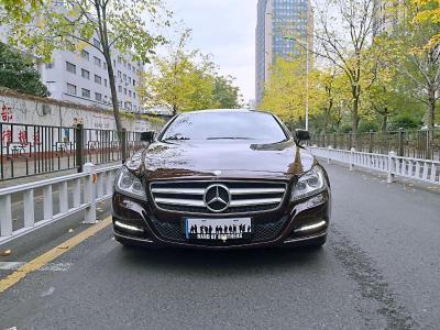 2012年7月 奔驰 奔驰CLS级(进口) CLS 300 CGI图片