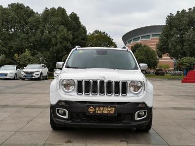 Jeep 自由俠  2016款 1.4T 自動智能版