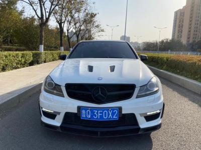 奔驰 奔驰C级AMG  2012款 AMG C 63 动感型图片