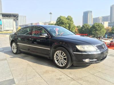 2009年1月 大众 辉腾(进口) 3.2L V6 5座基本版图片