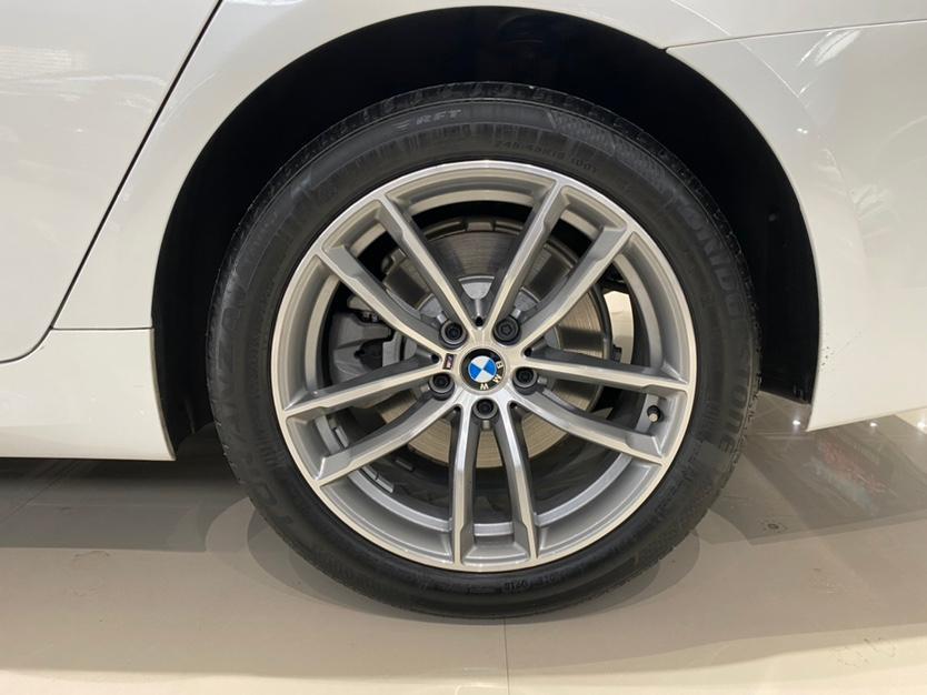 宝马 宝马5系  2018款 525Li M运动套装图片