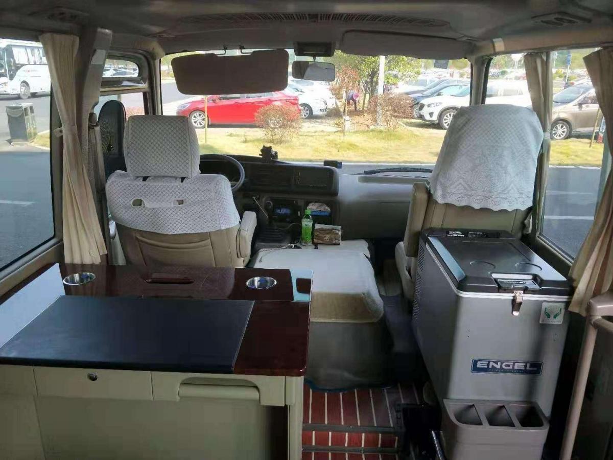 丰田 柯斯达  2007款 2.7L汽油豪华版 20座图片