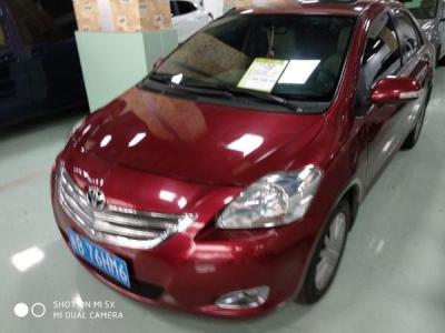 2011款 威驰 1.6L GLX-i 天窗版 自动图片