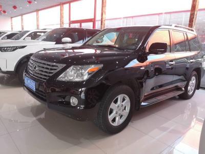 雷克薩斯 LX  2009款 570