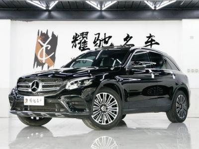 奔馳 奔馳GLC  2019款 GLC 260 4MATIC 動感型