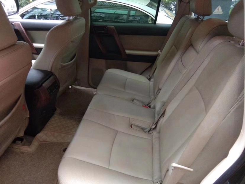 丰田 普拉多  2010款 2.7L 自动标准版图片