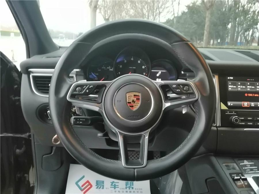 保时捷 Macan  2017款 Macan 2.0T图片