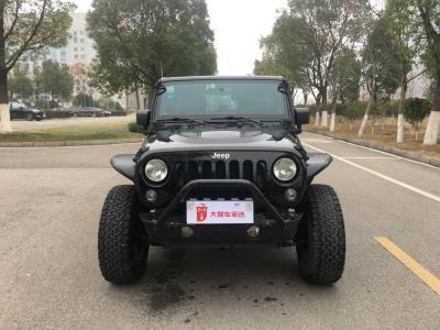 2014年6月 Jeep 牧马人(进口) 3.0L Sahara 四门版图片