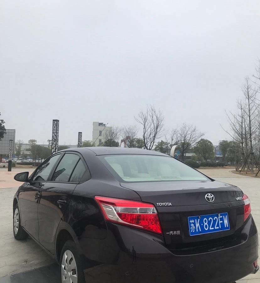 丰田 威驰  2014款 1.5L 自动智臻版图片